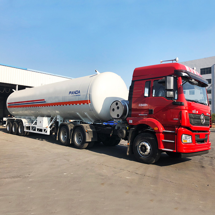 LNG trailer for sale