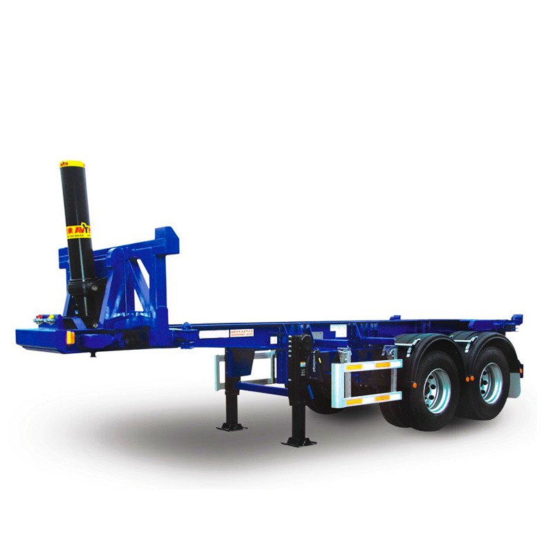 Chassis Tipper Trailer