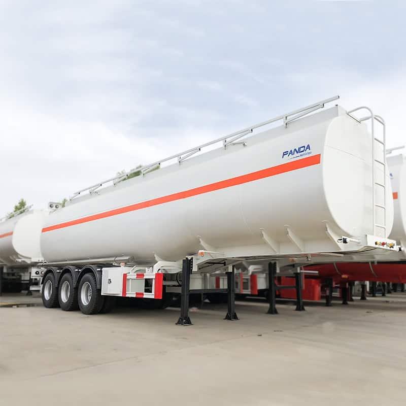 46000l 3axle tanker trailer