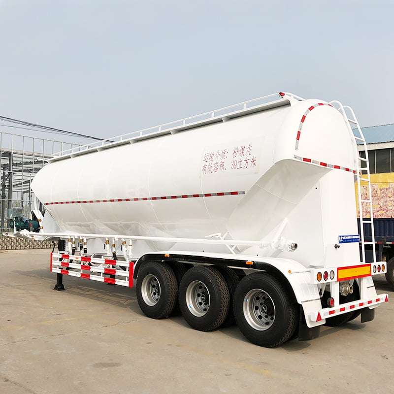 50 ton vertical cement trailer