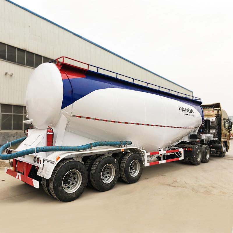 55 ton cement trailer