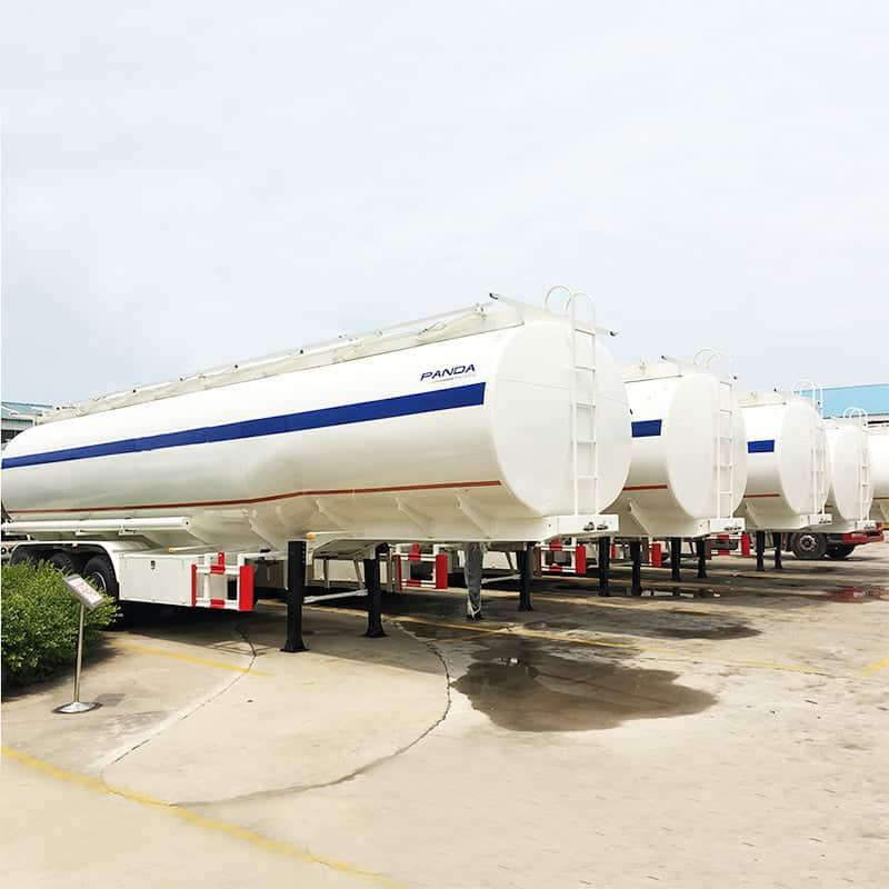 45000l 3axle tanker trailer