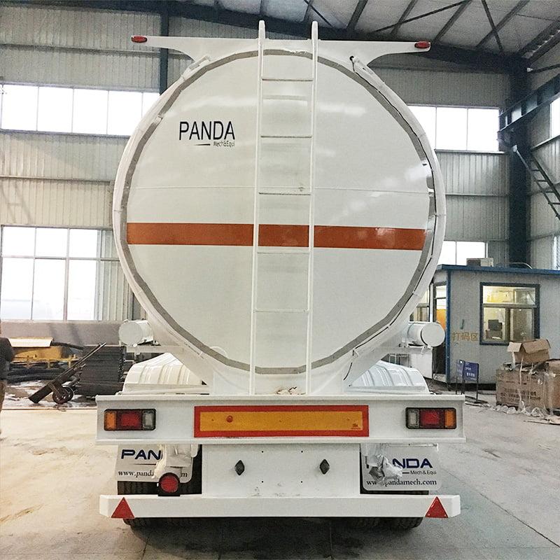 45000l 3axle tank trailer