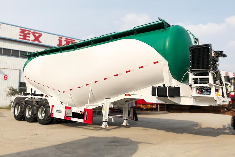 50 ton cement trailer
