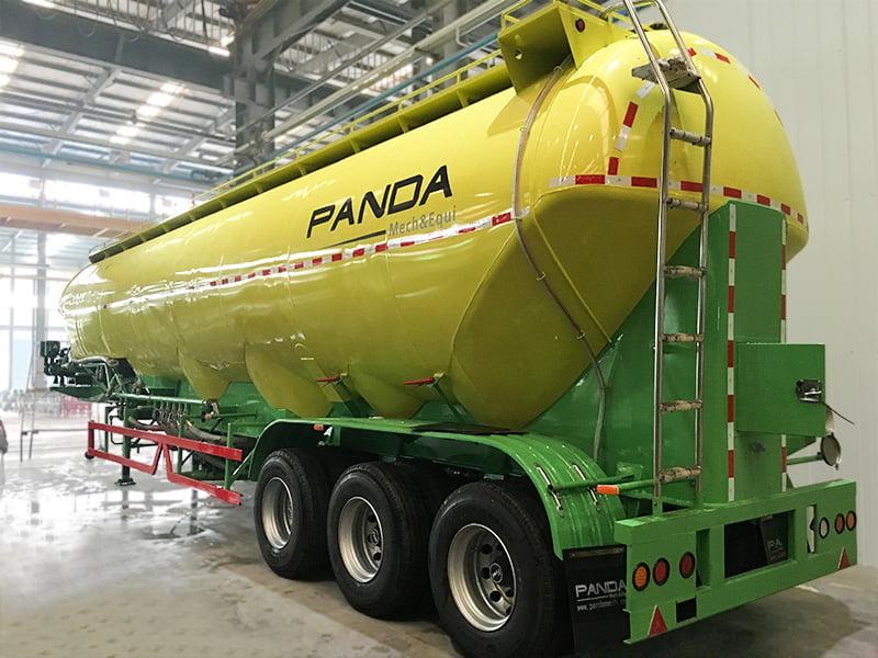 60 cbm 30 ton flour tanker